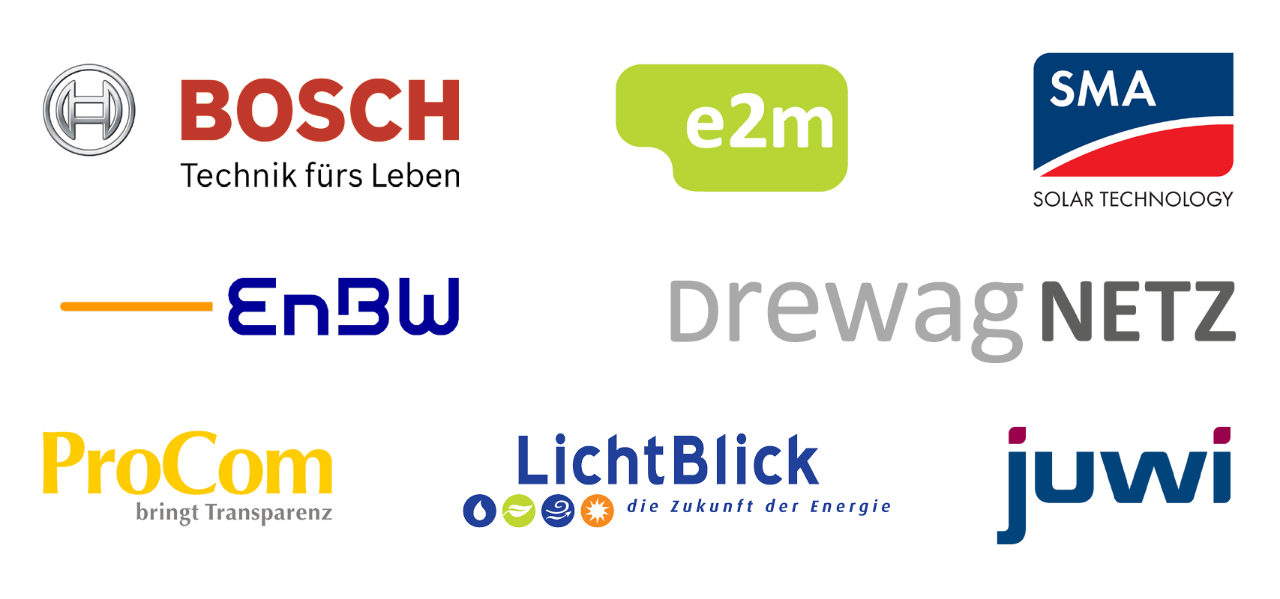 Some of the companies which are currently participating